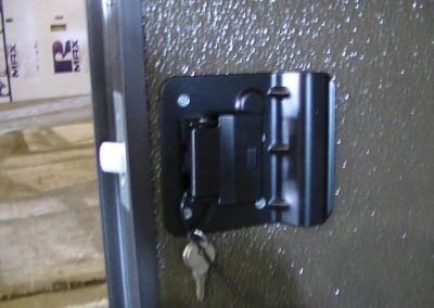 Big Country Blind RV Lock